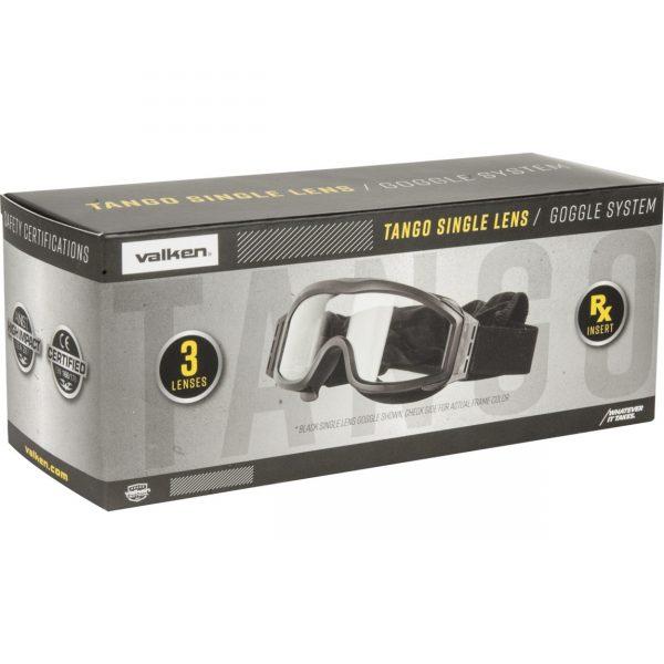 Valken Tango Goggles - 3 Lenses + Insert