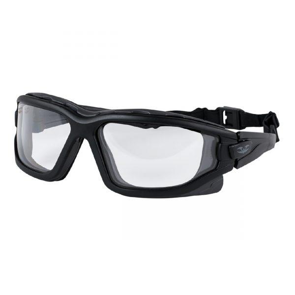 Valken Zulu Thermal Goggles - Regular Fit Clear
