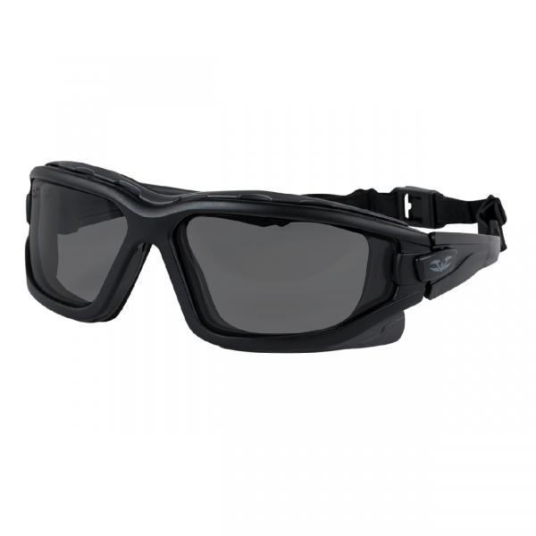 Valken Zulu Thermal Goggles - Regular Fit Smoke