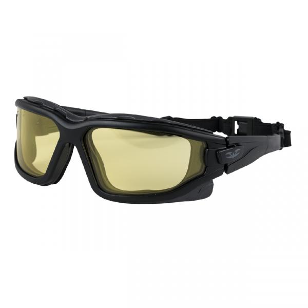 Valken Zulu Thermal Goggles - Regular Fit Yellow