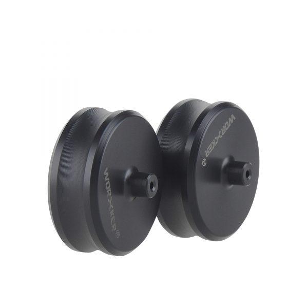 Worker Smooth Flywheels (pair)