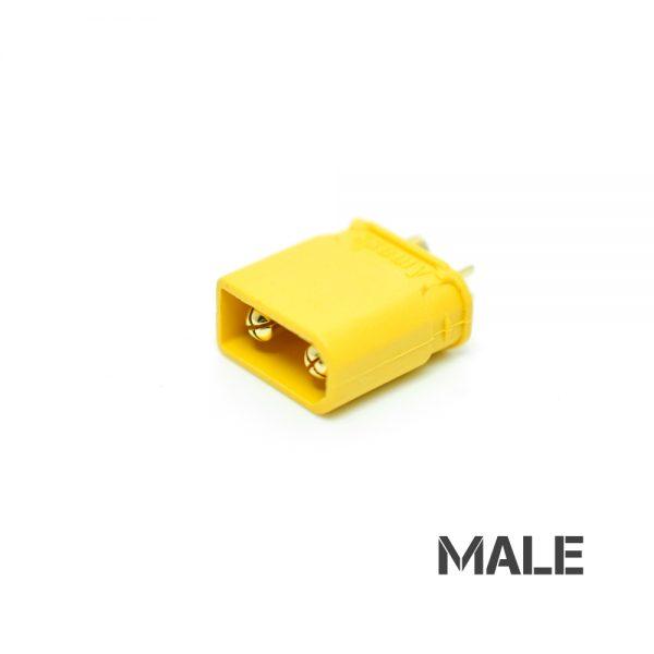 Amass XT30U Male Connector