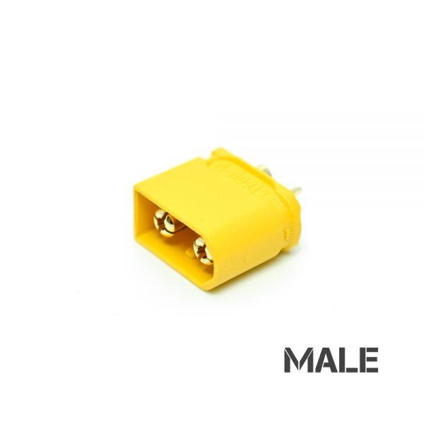 Amass XT60U Male Connector
