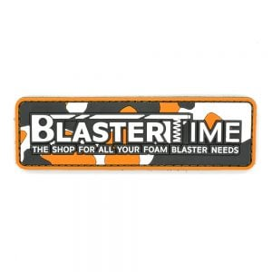 Blaster-Time PVC Patch