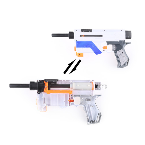 Worker Short Dart Kit for Nerf Retaliator