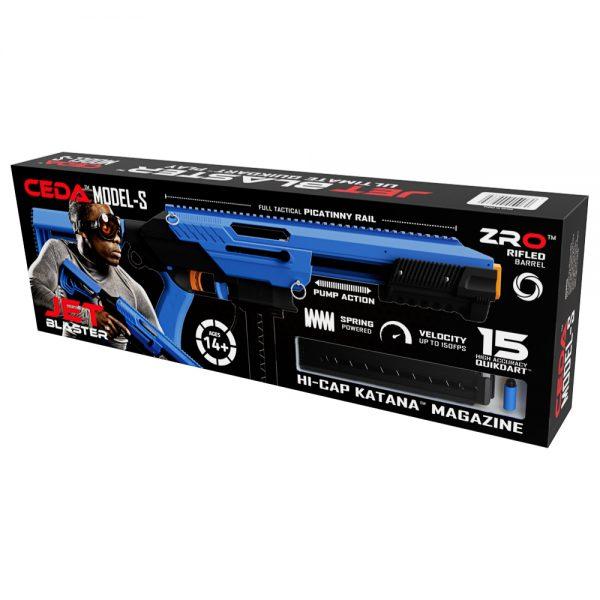 JET Blaster CEDA S - Blue
