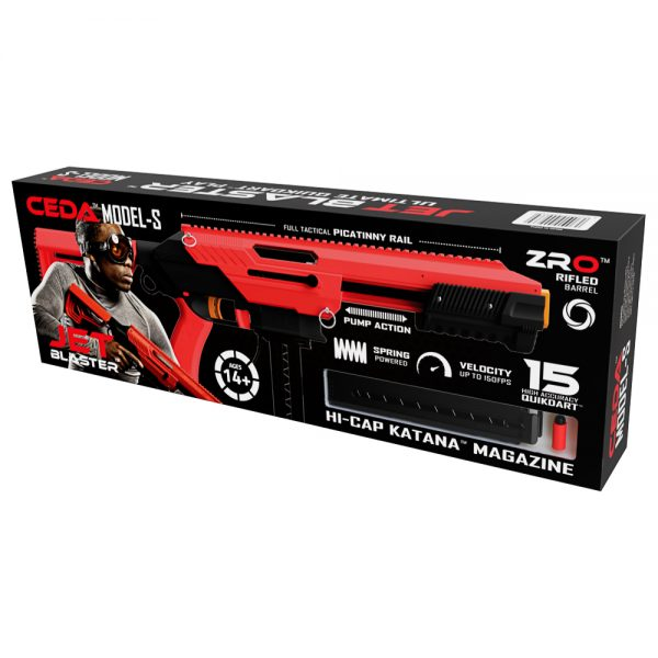 JET Blaster CEDA S - Red