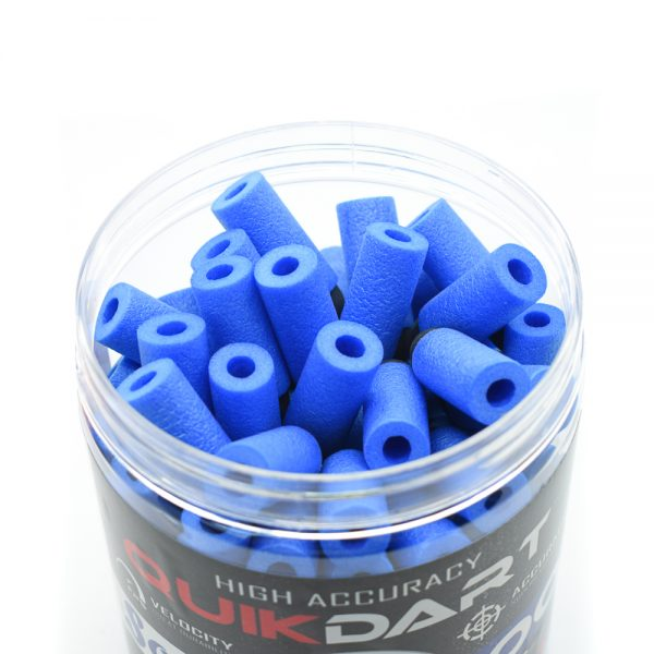 JET Blaster Quick Darts - Blue
