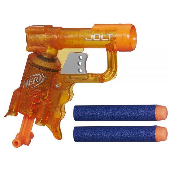 NERF N-Strike Elite Jolt - Transparent Orange