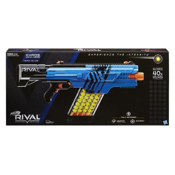 NERF Rival Khaos MXVI-4000 blue