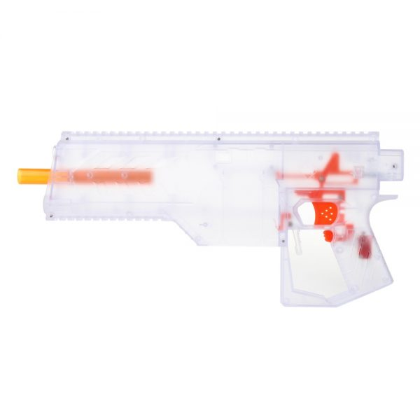 Worker Dominator Blaster Shell Clear