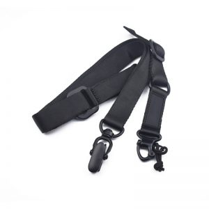 Worker MS2 Single Double Sling Black