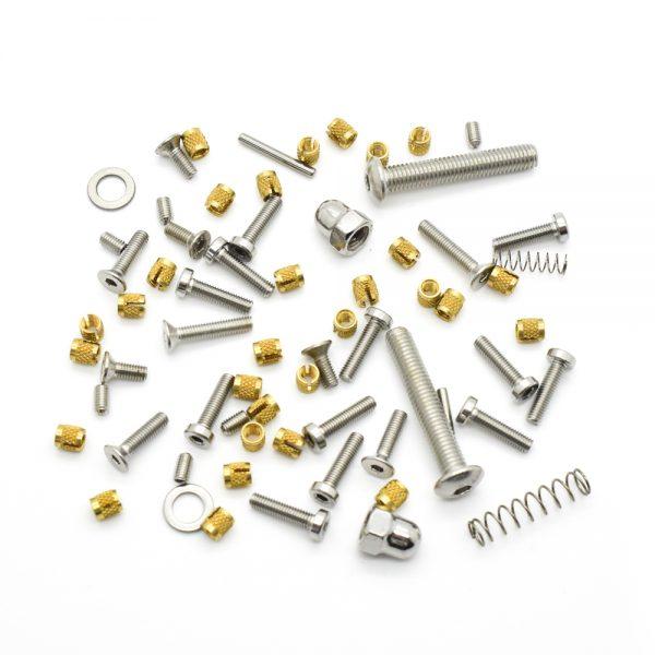 Hardware Kit for NIRODHA HPA Bullpup Blaster