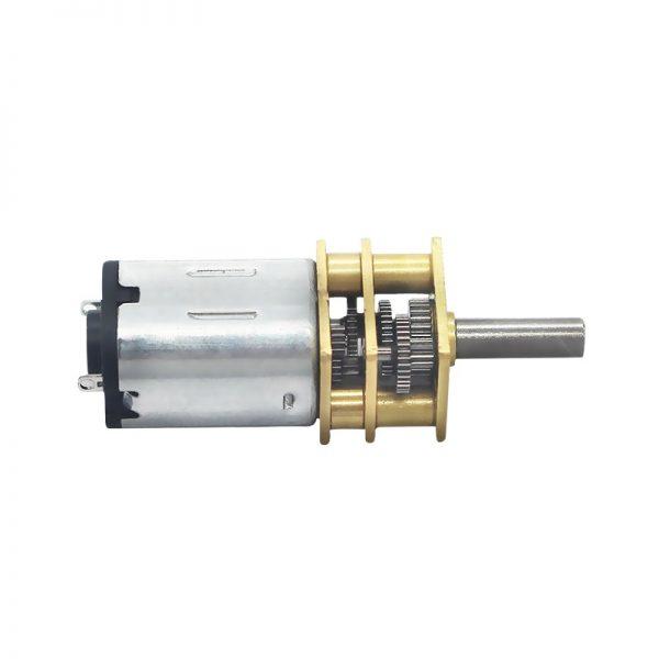 N20 Micro Metal Gearbox Motor