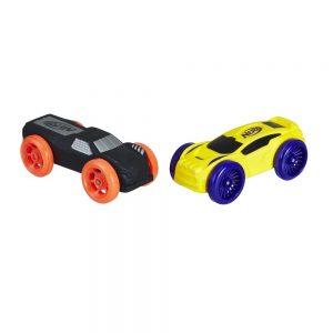 NERF Nitro Foam Cars 2-Pack