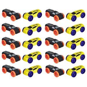 NERF Nitro Foam Cars - 20 Cars