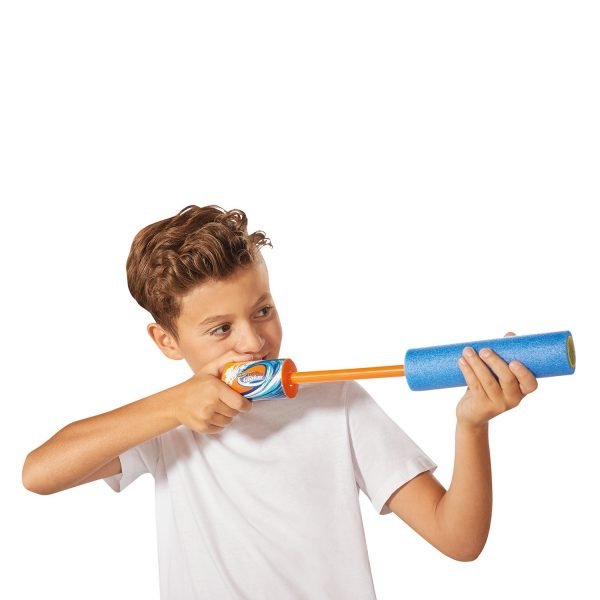 NERF Super Soaker Foam Water Shooter Blue