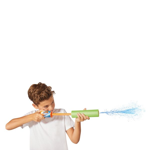 NERF Super Soaker Foam Water Shooter Green