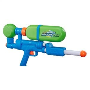 NERF Super Soaker XP100 Water Blaster - Pressurized