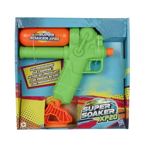 NERF Super Soaker XP20 Water Blaster - Pressurized