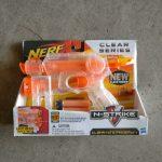 NERF Clear Nitefinder EX-3