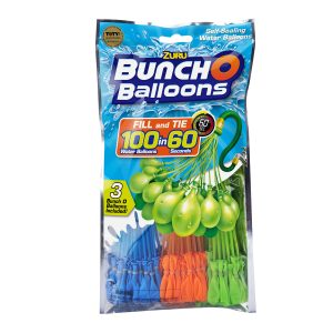 Zuru Bunch O Balloons 3 Pack 100 Water Balloons