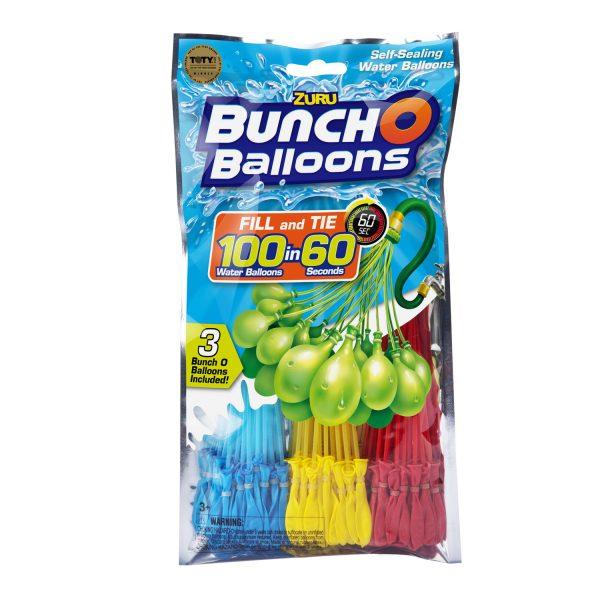 Zuru Bunch O Balloons 3 Pack 100 Water Balloons