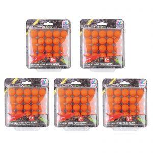 Dart Zone Ballistix Ops 125 Rival Rounds