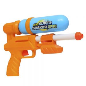 NERF Super Soaker XP30 Water Blaster - Pressurized