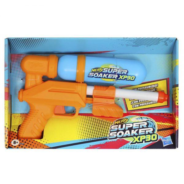 NERF Super Soaker XP30 Water Blaster - Pressurized