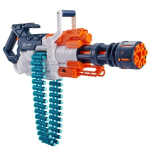 X-Shot Crusher 35 Dart Beltfed Blaster