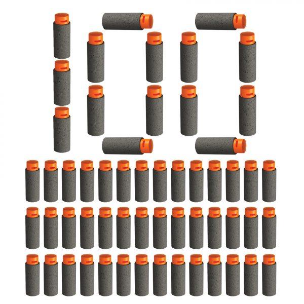 Adventure Force Tactical Strike 100 Half-Length Pro Dart Refill