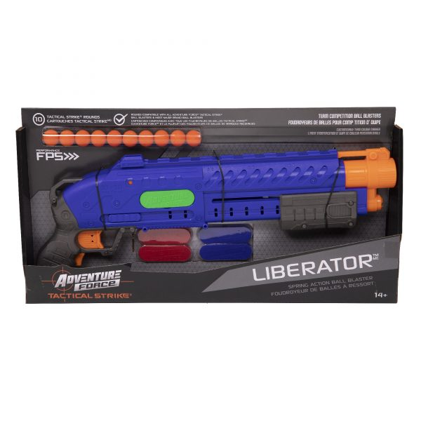 Adventure Force Tactical Strike Liberator