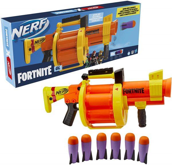 NERF Fornite GL Rocket Blaster
