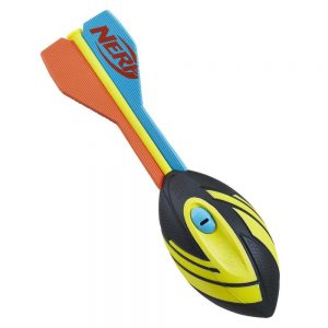 NERF Sports Vortex Aero Howler Black-Yellow