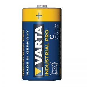 Varta Industrial Pro Alkaline C battery