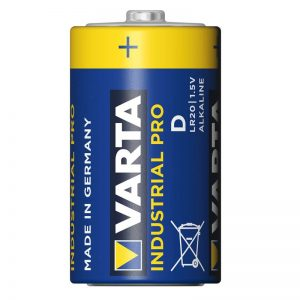 Varta Industrial Pro Alkaline D battery