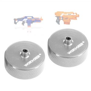 Worker Accurate Metal Flywheels (pair)