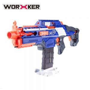 Worker Acrylic Blaster Display Stand
