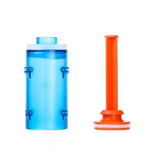 Worker Expanded Plunger Tube for Prophecy Retaliator Transparent Blue