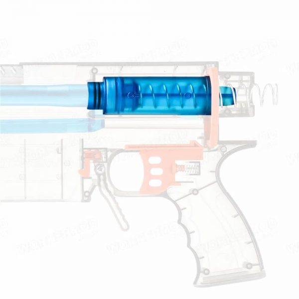Worker Prophecy Retaliator plunger tube Blue