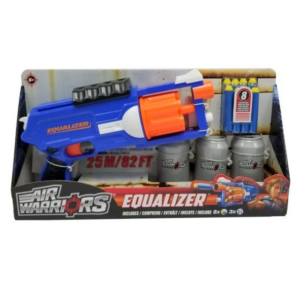 BuzzBee Air Warriors Equalizer