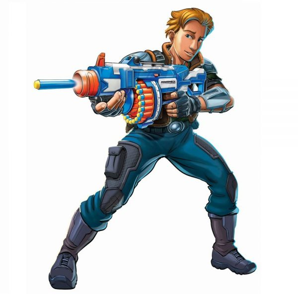 BuzzBee Air Warriors Powermech