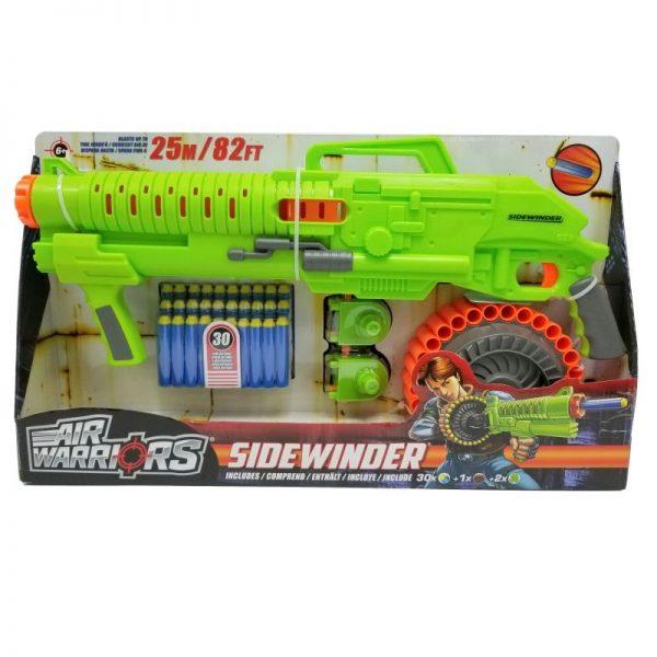 BuzzBee Air Warriors Sidewinder