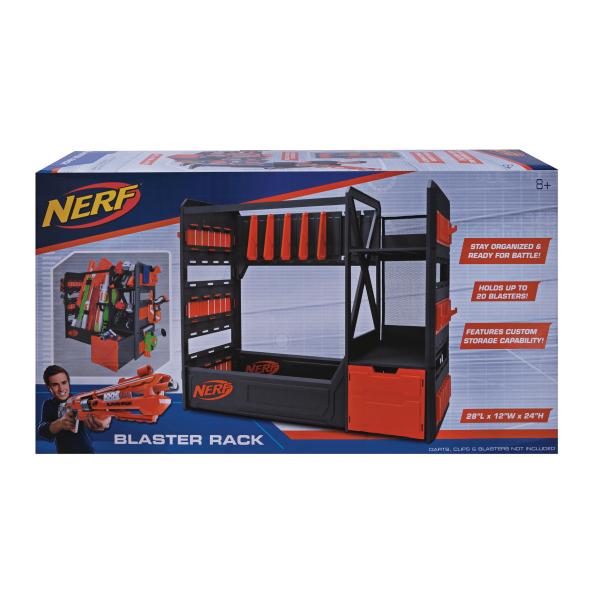 NERF Elite Blaster Storage Rack