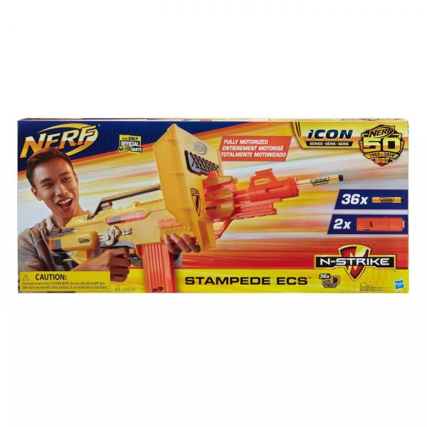 NERF ICON Series Stampede ECS