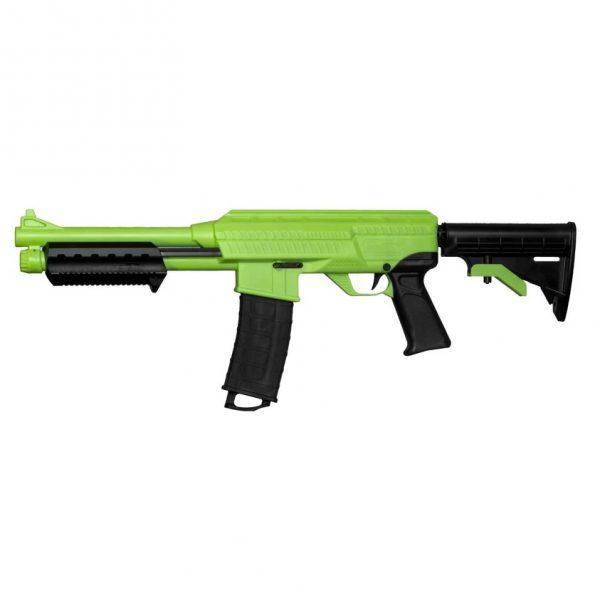 JT SplatMaster z18 .50Cal Paintball Marker - Mag Fed - Green
