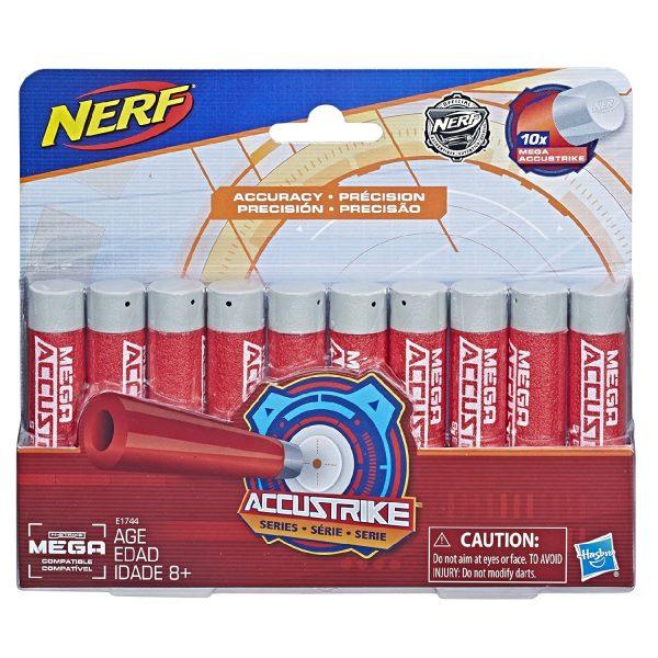 NERF Mega Accustrike Refill - 10 darts