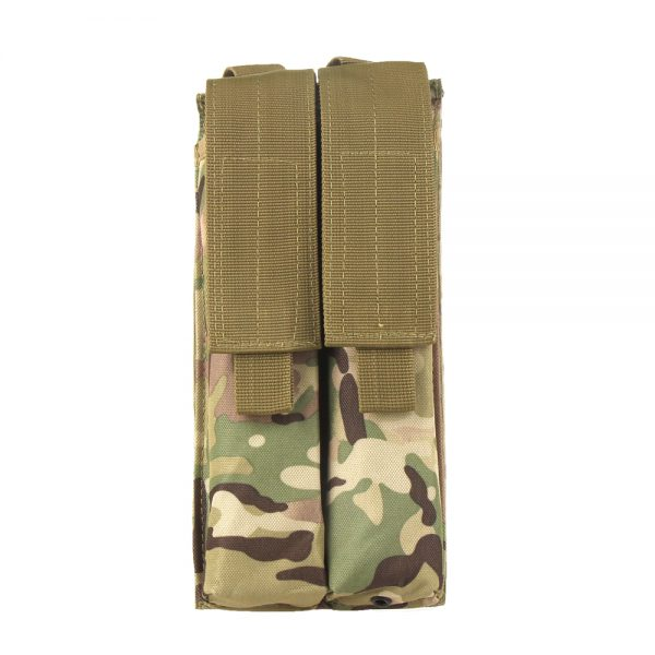 Worker Holster for Dual Talon Magazines Camouflage