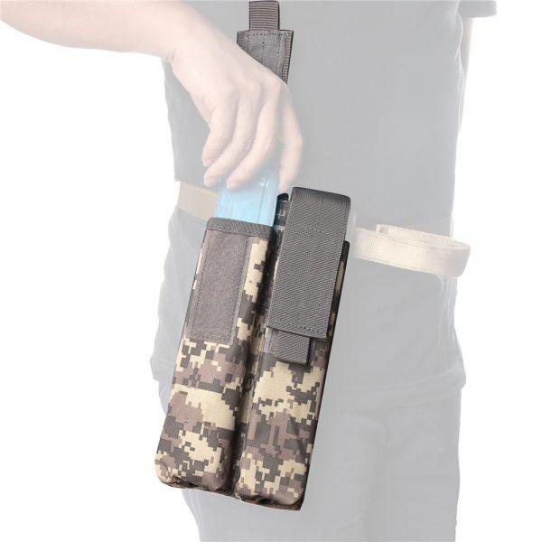 Worker Holster for Dual Talon Magazines Digital Camo